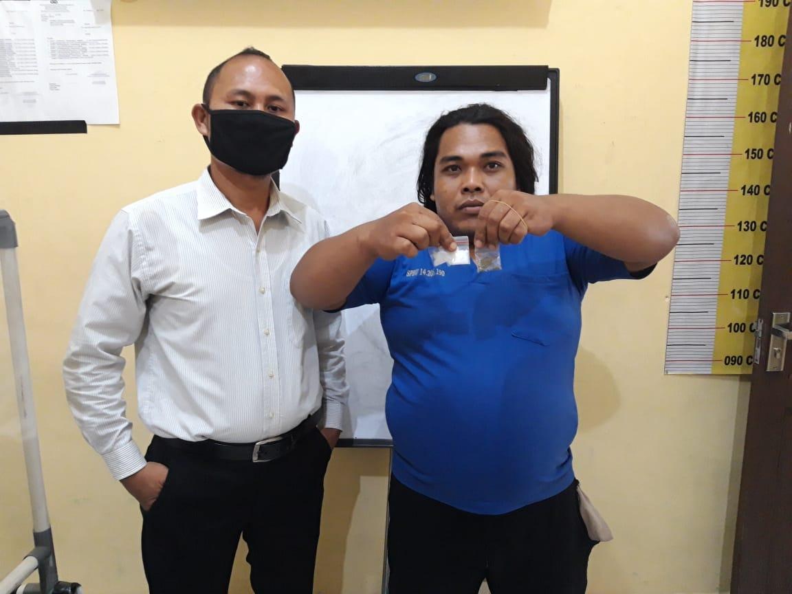 Sahrul Kembali Ditangkap Polisi Karena