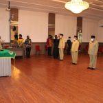 4 Pejabat Pemko Medan Eselon II Dilantik