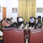 Akhyar Terima Audiensi Komite Ekonomi Kreatif