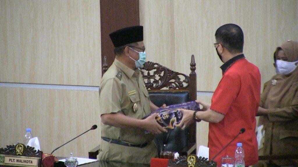LPj Walikota TA 2019 Disetujui DPRD Medan