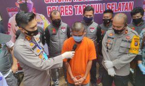Pemuda Pengangguran Diringkus Polres Tapsel