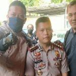 Viral Polisi Berpangkat Komisaris Ditangkap