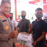 Warga Desa Bingkat Apresiasi Kunker Kapoldasu