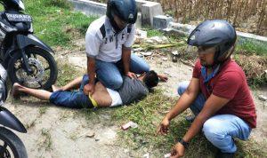 Gagalkan Peredaran Sabu-sabu di Dusun Tanjung Anom