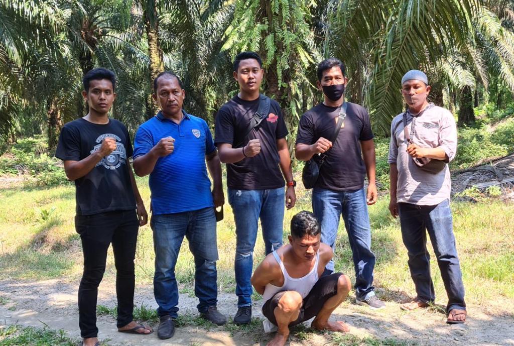 Pelaku Pencuri di Indomaret Ditangkap Polisi