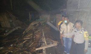 Rumah Kakek 85 Tahun Ini Ludes Terbakar
