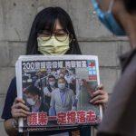 Suarakan Kebebasan Pers di Hongkong