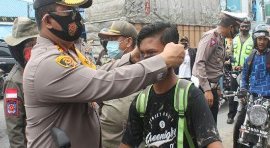 Besok Razia Ops Yustis Penindakan Sanksi Hukum