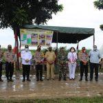 Desa Matapao Kecamatan Teluk Mengkudu Diresmikan