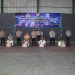 Ditlantas Polda Banten Gelar Bakti Sosial