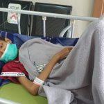 Kisah Haru Nayla Penderita Penyakit Kelenjar