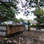 Pindahkan TPS Sampah dari Taman Teladan