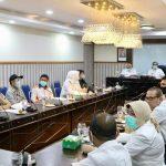 Rapat Evaluasi Pengendalian Inflasi