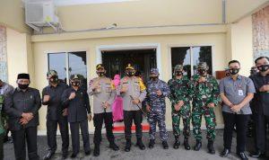 TNI dan Polri Terlibat Tangani Covid-19