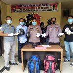 Dua Orang Warga Aceh Dibekuk Polisi
