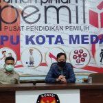 KPU Medan Gelar Debat Kandidat Hingga Tiga Kali