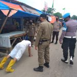 Disiplinkan Prokes di Pasar, Polda Banten Gelar Operasi Yustisi