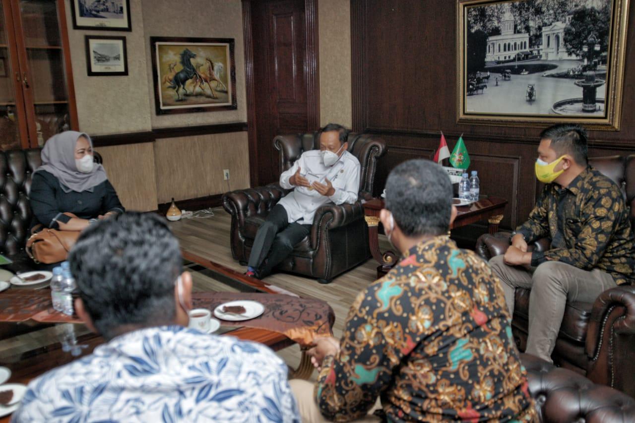 Pjs Wali Kota Medan Harap Ikajara Dapat Jadi Organisasi Yang Bermanfaat