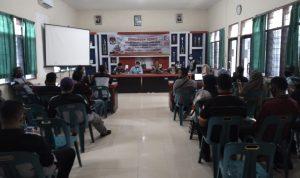 Camat Hadiri Bimtek PPS Kecamatan Kisbar