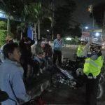 Cegah Penyebaran Covid-19 ini Yang Dilakukan Ditlantas Polda Banten