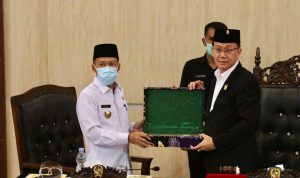 DPRD Kota Medan Setujui APBD Kota Medan TA 2021 Sebesar Rp 5, 15 T