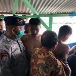 Kapal Pukat Lingkung Tenggelam, 9 Nelayan Sergai Selamat