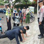 Operasi Yustisi Aman Nusa II, 87 Terjaring