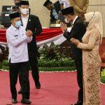 Pjs Wali Kota Ucapkan Selamat Haris Kelana Jadi Anggota DPRD PAW