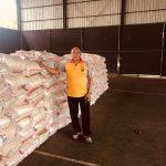 Polda Banten Terima 60 Ton Beras Bantuan Dari Mabes Polri