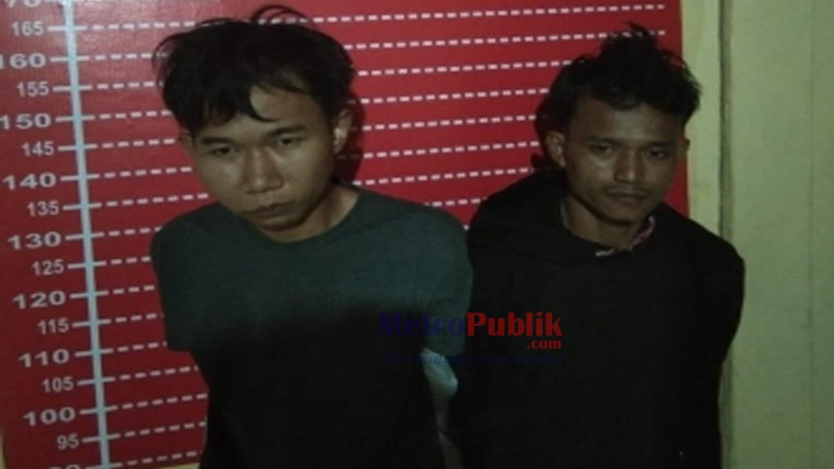 Gagal Pesta Sabu, Dua Pria ini Terancam 20 Tahun Penjara