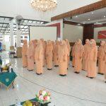 Pengurus DWP Kabupaten Asahan Masa Bakti 2019-2020 Dikukuhkan