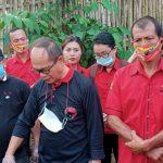 Dalam Rangka HUT Ke 48 Tahun, PDI Perjuangan Melaksanakan Penanaman Pohon