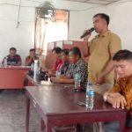 Pemdes Somi Gelar Musyawarah Pertanggungjawaban Realisasi APBDes Tahun 2020