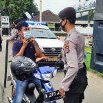 Polda Banten Intens Patroli Pendisplinan Prokes