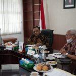 Bupati Asahan Hadiri Rakor dan Supervisi Pencegahan Korupsi Bersama KPK RI