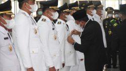 Bupati dan Wakil Bupati Sergai Terpilih Resmi Dilantik