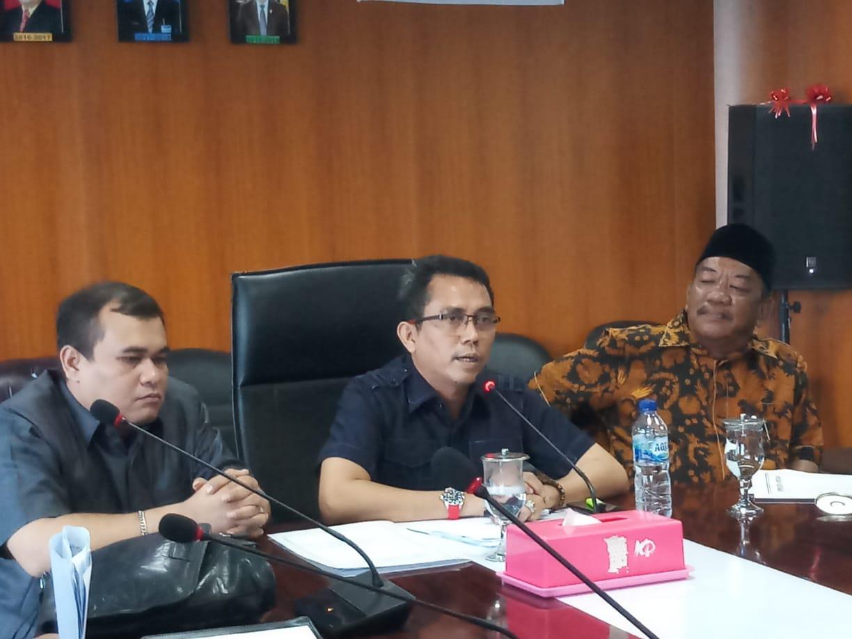 DPRD Medan Minta Walikota Evaluasi Kinerja Lurah Pandau Hilir dan Camat Medan Perjuangan
