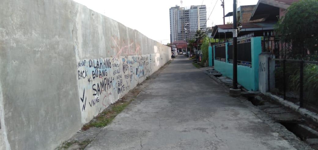 DPRD Medan : Tembok Bermasalah Di Gang Efrata Harus Dibongkar