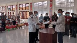 KPU Nias Tetapkan Ya'atulo Gulo – Arota Lase Sebagai Bupati dan Wakil Bupati Nias Terpilih