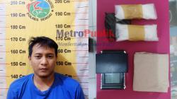 Miliki Sabu 118.20 Gram, Iqbal Terancam 20 Tahun Penjara