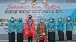 Ketua TP PKK Kota Medan Hadiri Ramah Tamah Dengan Seluruh Anggota