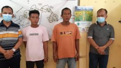 Terlibat Kasus Ranmor, Ayah dan Anak Kompak Nginap di Sel