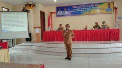 Wakil Bupati Nias Buka Pelaksanaan Pendidikan Politik