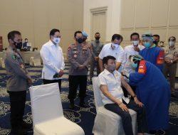 Sebanyak 2.282 Purnawirawan Polri di Vaksinasi