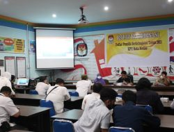 KPU Kota Medan Gelar Rakor Daftar DPB