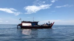 TNI AL Amankan 115 TKI Ilegal