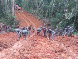 Pgs Kapendam I/BB : TMMD 110 Nias , Wujud Jati Diri TNI Sebagai Tentara Pejuang dan Tentara Rakyat