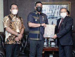 Wali Kota Medan Terima Kunjungan Duta Besar India
