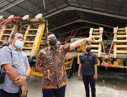 Sidak ke Dinas PU, Bobby Nasution Minta Maksimalkan Penggunaan Alat Berat