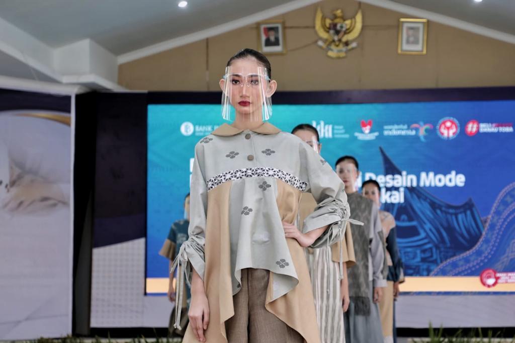 Dekranasda Kota Medan Apresiasi Fashion Show
